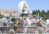Fontaine de versailles
