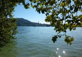 Puzzle lac Annecy