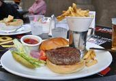 Puzzle Hamburger newyorkais