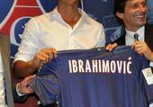 ibrahimovic au psg