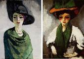 dames au chapeau - van dongen
