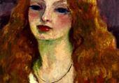 portrait de femme - van dongen