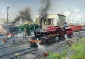 Terence Cueno La locomotive