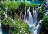 Puzzle Cascade en Croatie