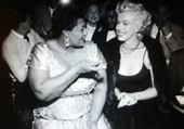 Ella FIZGERALD & Marilyn MONROE