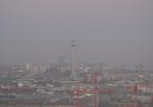 Berlin dans la grisaille