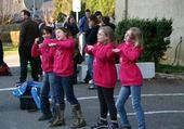 Les filles dansent