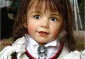 poupée d'art