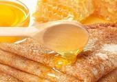 Puzzle crèpes au miel