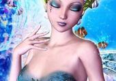 femme de la mer