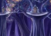 monde violet