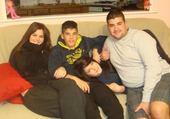 les 4 enfants