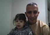 Puzzle Laksi and daughter Fulla