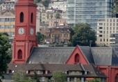 église rouge