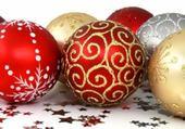 Puzzle Boules de Noel