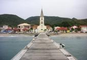 Les Anses d'Arlet à la Martinique