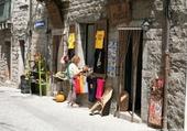 Rue de mon enfance en Sardaigne
