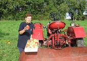 Puzzle mon tracteur