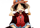 luffy enfant