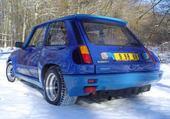 Turbo2 dans la neige