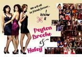 Peyton, Brooke and Haley