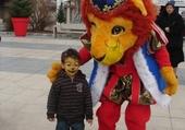Puzzle ewan et lion
