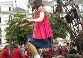 Petite géante de Royal de Luxe