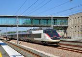 Nouvelle livrée TGV