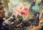 L'escarpolette de Fragonard