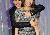 Justin Bieber et Miley Cyrus