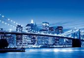 Puzzle New York night