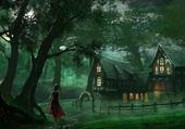 maison sombre
