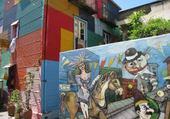 Buenos-Aires, la Boca