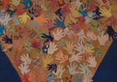 Puzzle main dans la main