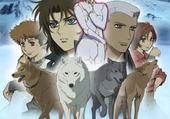 Puzzle wolf's rain