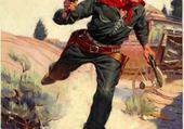 Puzzle l'Ouest sauvage - robert g.harris