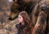 jacob loup et renesmée