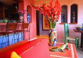 interieur mexicain