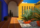 maison mexicaine