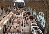 Dans le musée d'Orsay