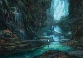 rivière mystique