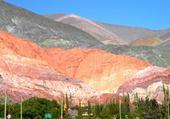 Cerro de siete colores.