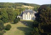 Puzzle chateau de la Riviere Bourdet