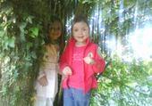 erell avec sa cousine