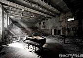 piano tchernobyl