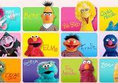 Puzzle Sesame Street