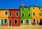 Colorful houses - Burano
