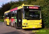 Bus TEC de Namur.