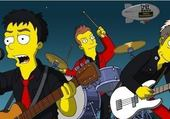 Green Day Simpson