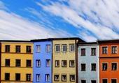 Colorful facciata